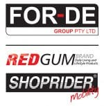 FOR-DE GROUP PTY LTD  (Trading as SHOPRIDER / REDGUM BRAND )